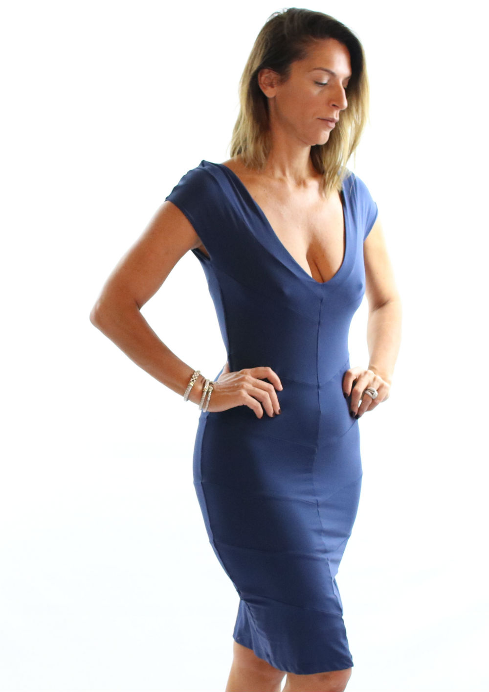 6432f70fca Kookai Jersey BodyCon Dress (Sz1) – Karolinas KLOSET SALE   NOW OPEN !